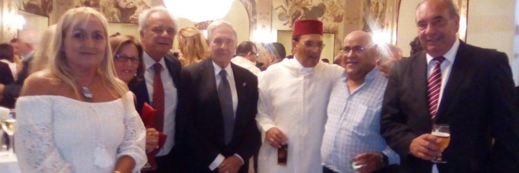 Celebración de la subida al trono de Mohamed VI